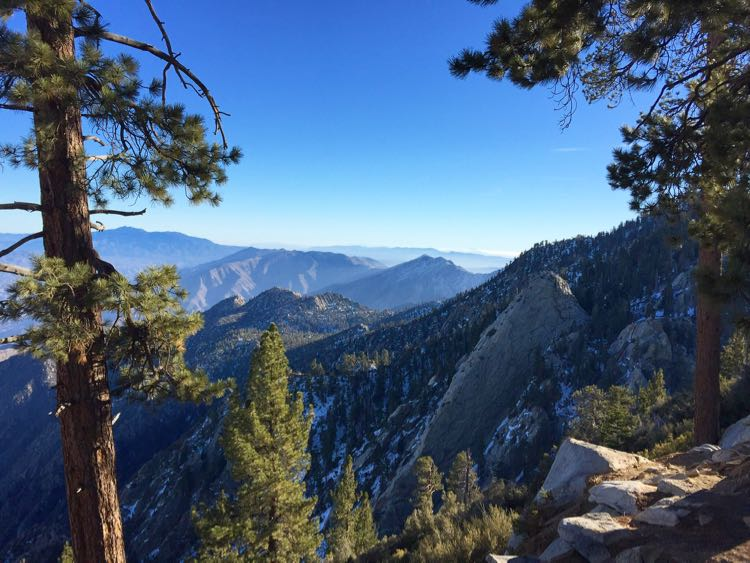 Mount San Jacinto State Park, Palm Springs California