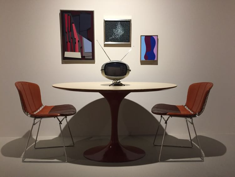 Mid-century modern, Palm Springs Art Museum, California