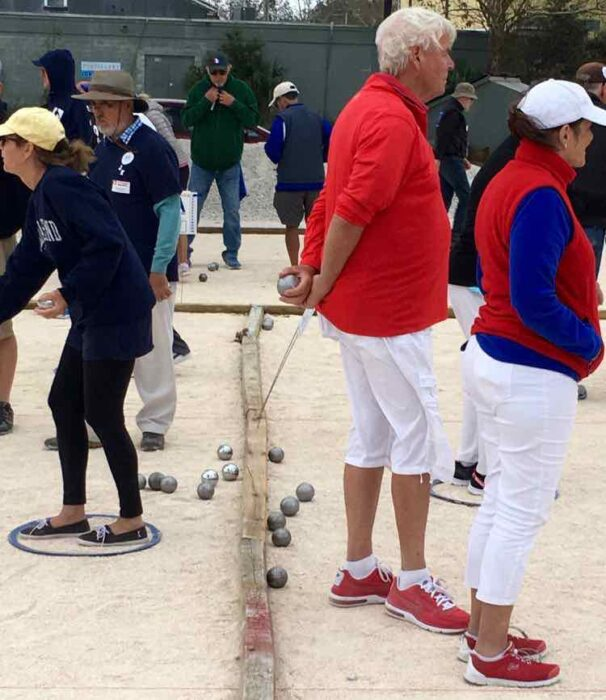 Pétanque America Open in Fernandina Beach draws people from around the world