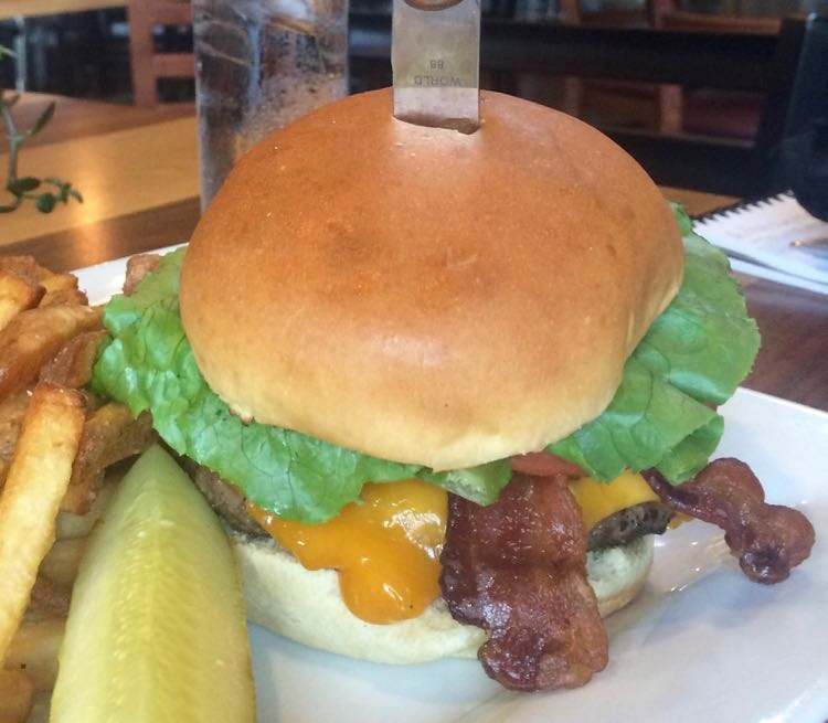 Great burgers for National Burger Month