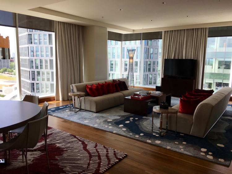 Relaxed Luxury at Hyatt Tysons Corner. Article and photo by Charles McCool for McCool Travel.