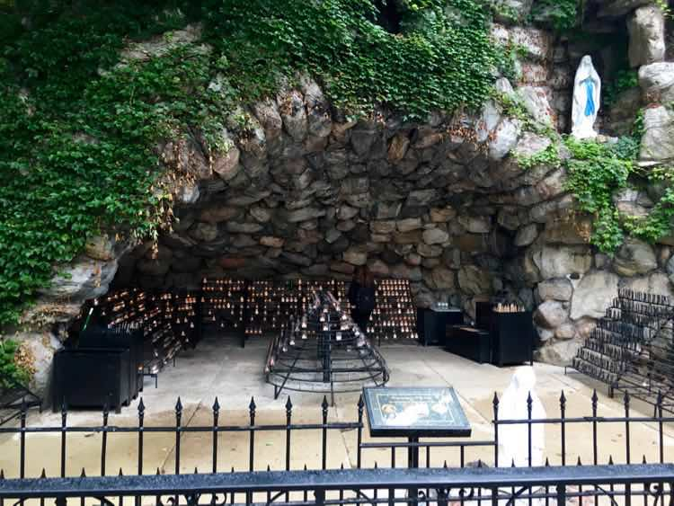 University of Notre Dame Grotto