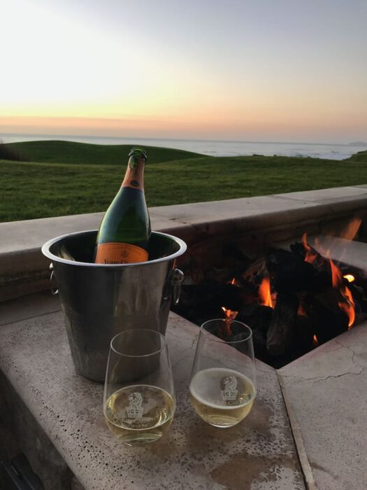 Ritz-Carlton Half Moon Bay Club Lounge by Always5Star