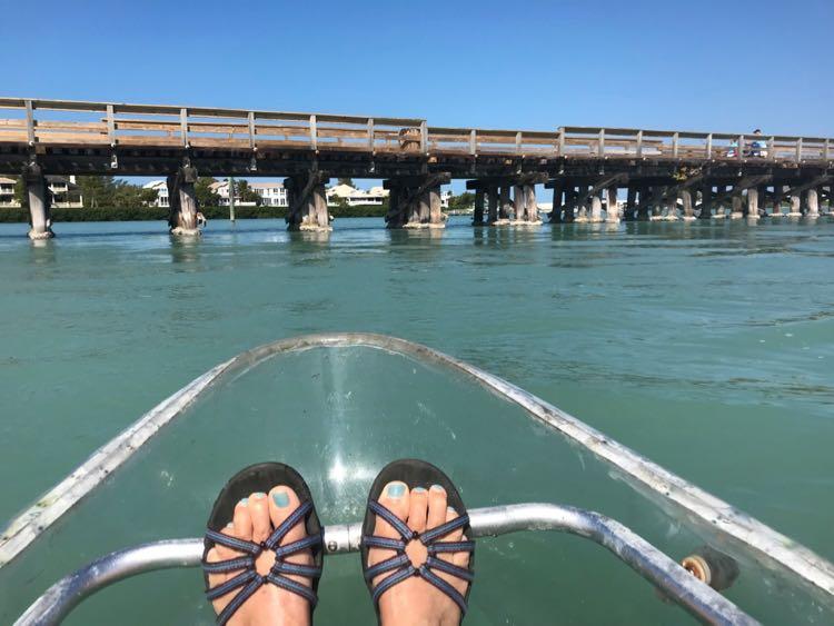 Glass Bottom Rentals Kayaking