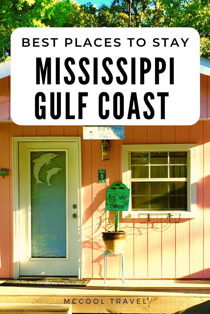 From cute boutique properties to luxurious casino resorts, Mississippi Gulf Coast hotels offer a wide range of options to appeal to every Coastal Mississippi visitor.