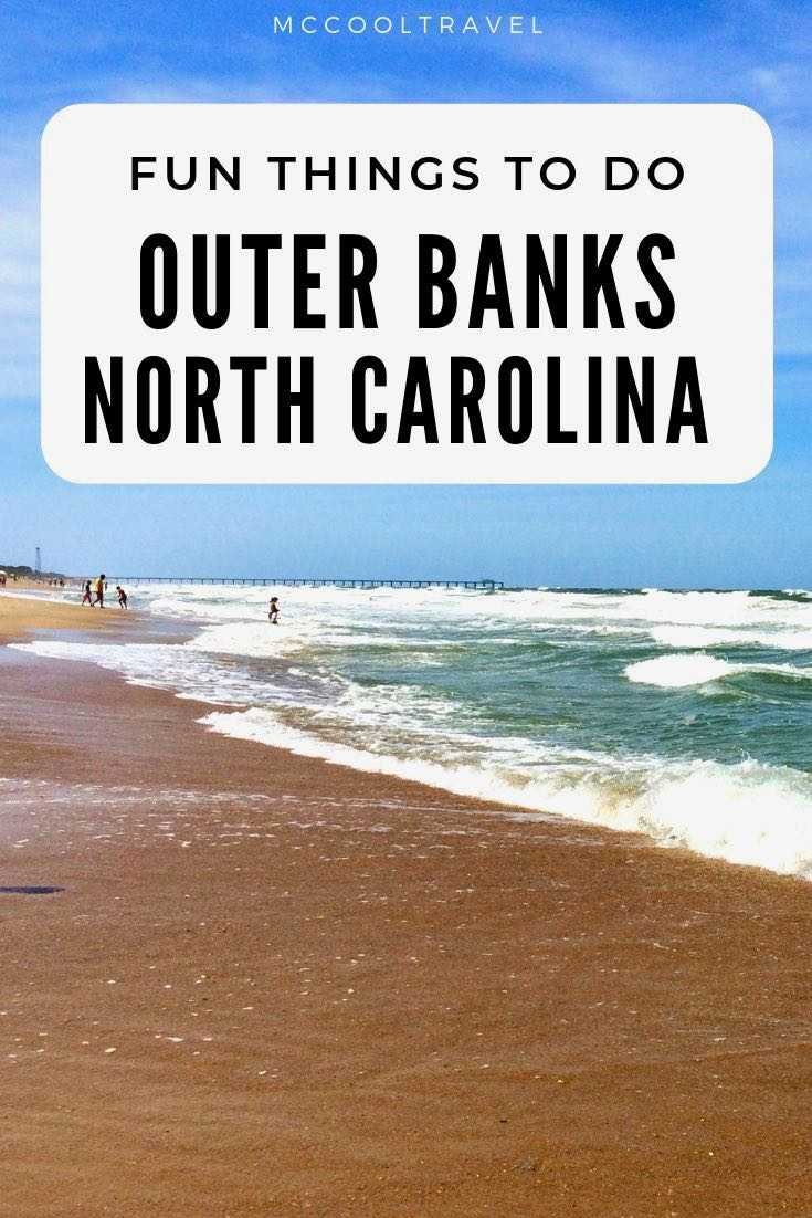 Outer Banks things to do include fun and easy adventures to thrill the family, spark a romantic moment, or kick back and relax on the North Carolina coast.
