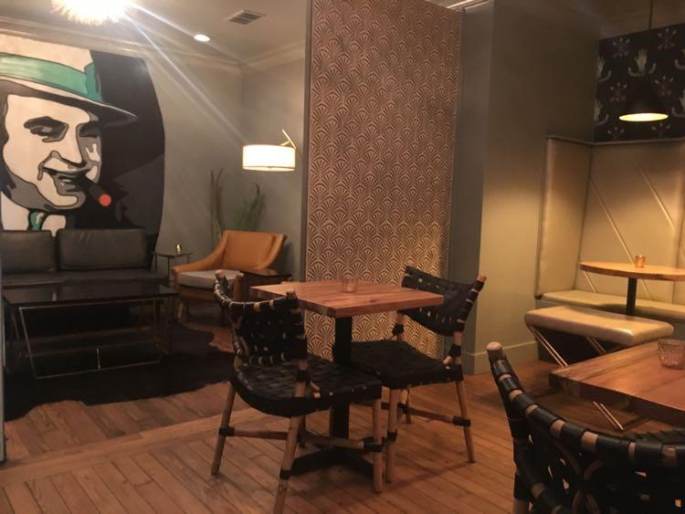 visit the Al Capone room at The Wilbur in Ocean Springs
