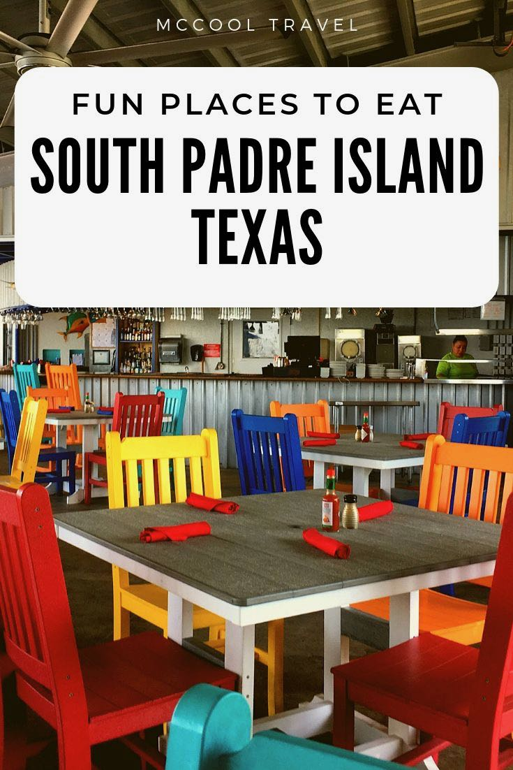 When visiting South Padre Island, choose from dozens of restaurants, ranging from take-out casual to relaxed upscale fine dining.