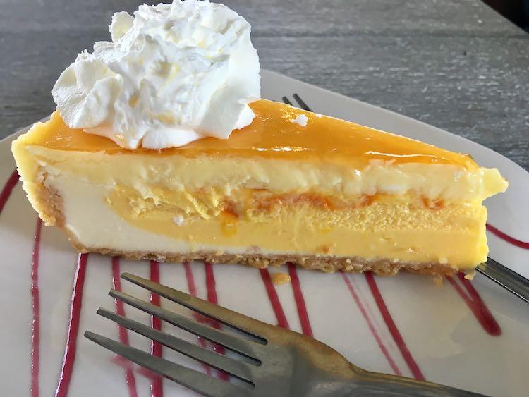 dessert at Painted Marlin Grille SPI