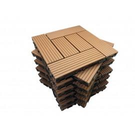 Dalle Composite Clipsable Terrasse Dalle Composite Clipsable Pas Cher Mccover