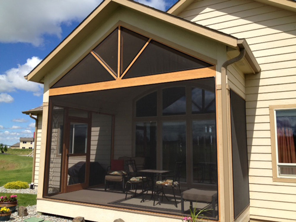Screeneze Porch Screens Mccray Lumber And Millwork