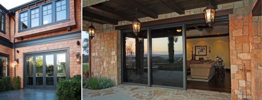 top patio door options