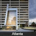 The Richard B. Russell Federal Building and U.S. Courthouse in downtown Atlanta houses a high-volume bankruptcy court.