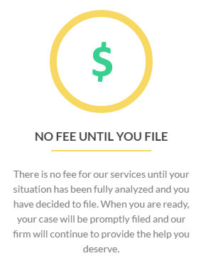 Bankruptcy NoFee Until You File