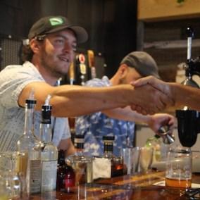 Bar-Handshake