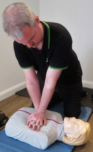 CPR Chest Compressions