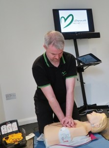 McDermott First Aid Training Basic Life Support