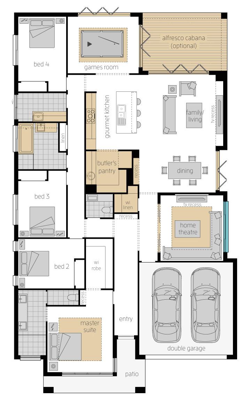 Botanica New Homes Home Builders Sydney McDonald Jones Homes