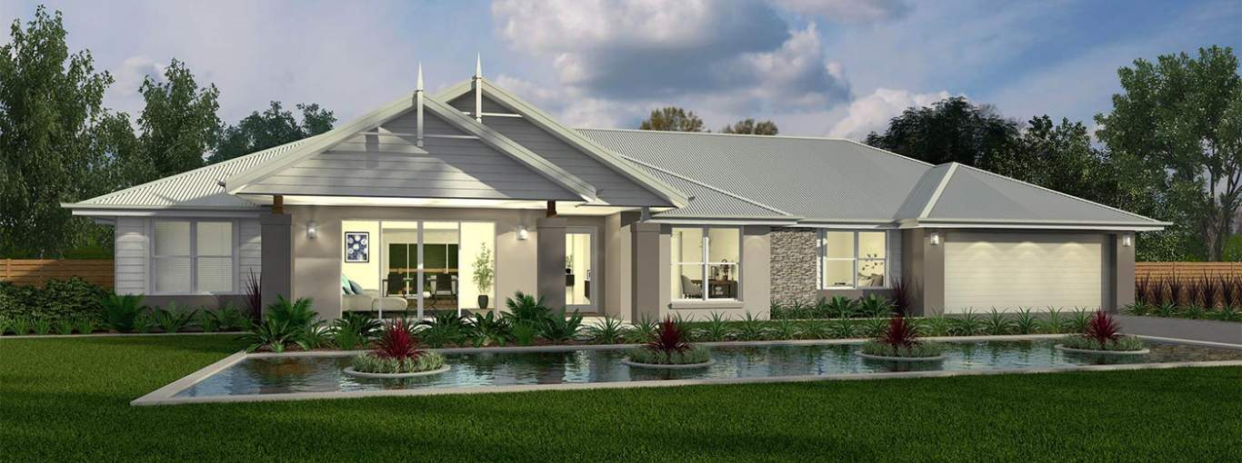 Country Style Homes Acreage Home Designs McDonald