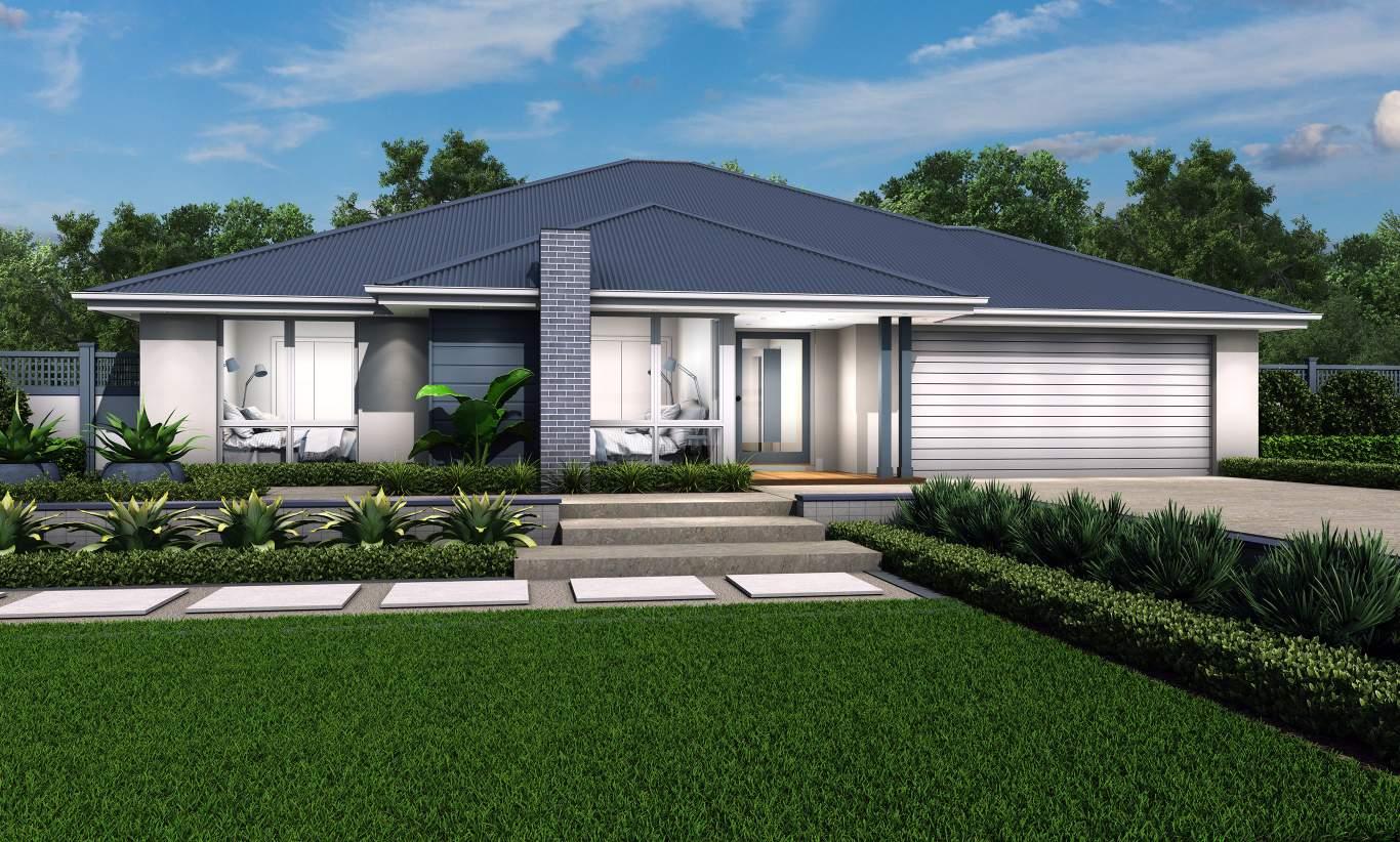 Luxury Home Design Anchorage McDonald Jones Homes