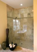 Spa like bathroom remodel in Edina, MN.