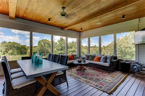 Parkview Screened Porch