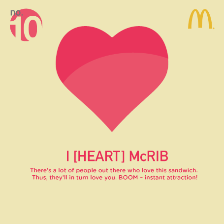 reason to eat a McRib 10