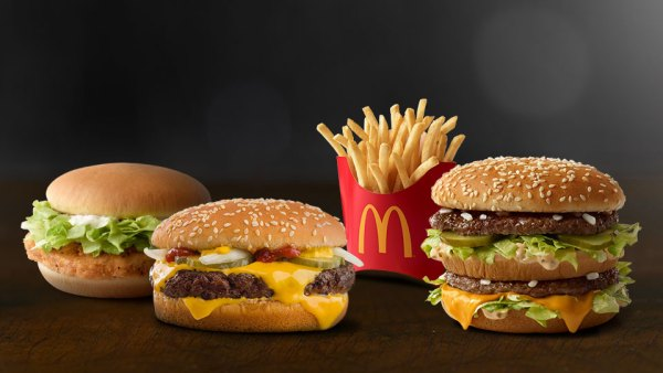 Our Food Philosophy: McDonald's Nutrition Facts | McDonald's