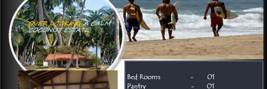 Ampara, 1 Bedroom Bedrooms, ,1 BathroomBathrooms,Villa,For sale,1086