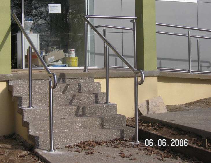 McCabe Hand Rails And Stairs