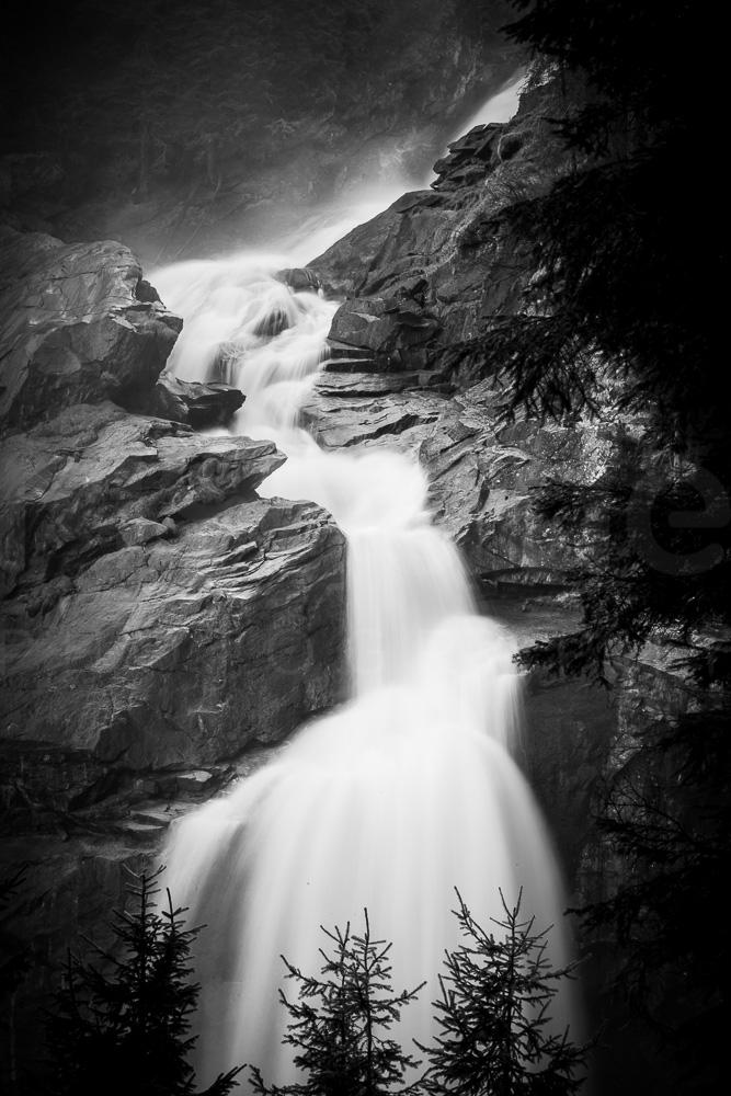048 austria tirol krimler waterfall