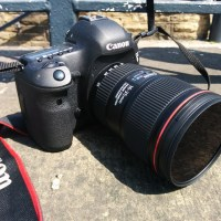 Why I Bought the Canon 16-35 F4L
