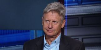 Gary Johnson, Non-Aggression Principle