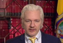 war on Julian Assange