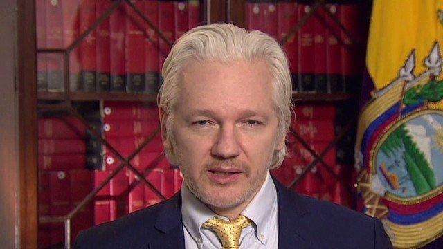 war on Julian Assange
