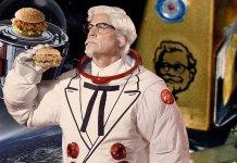 KFC Zinger space