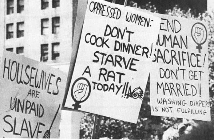 feminists free market