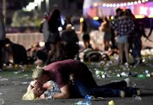 cause of the las vegas shooting