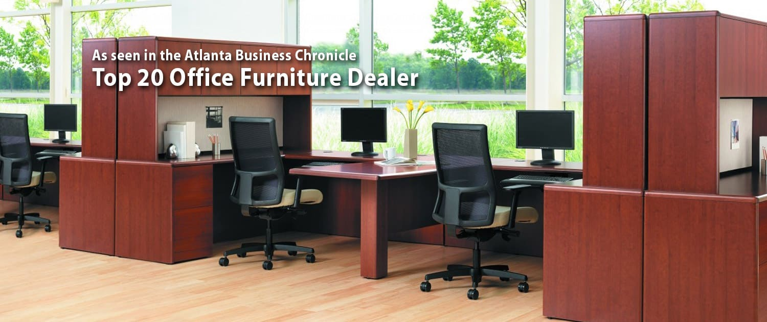 McGaritys is Top 20 Office Furniture Dealer