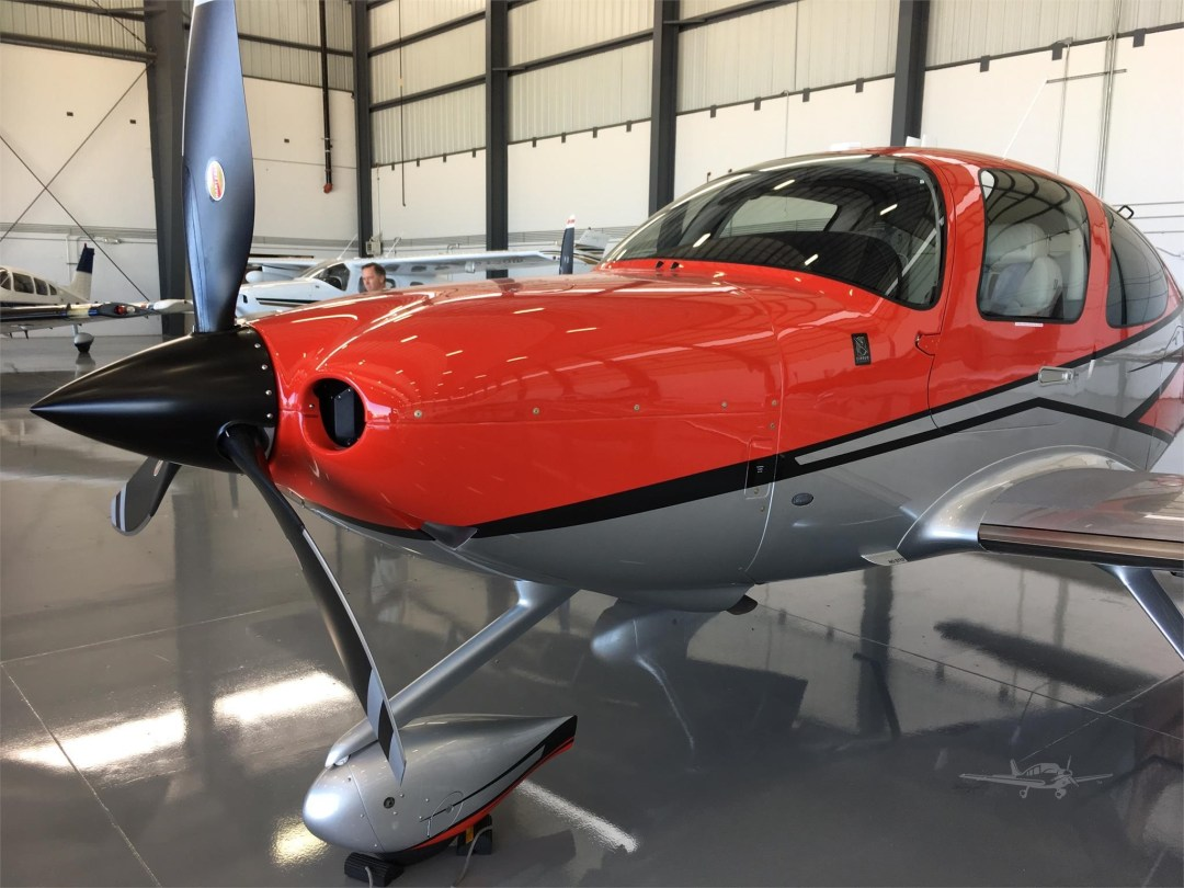 SR22-G5 Turbo 16