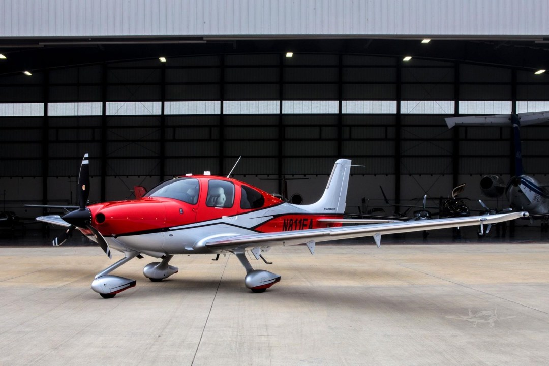 SR22-G5 Turbo