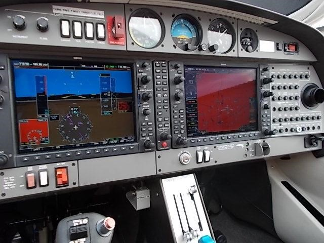 2008 DIAMOND DA40 XLS full garmin panel G1000