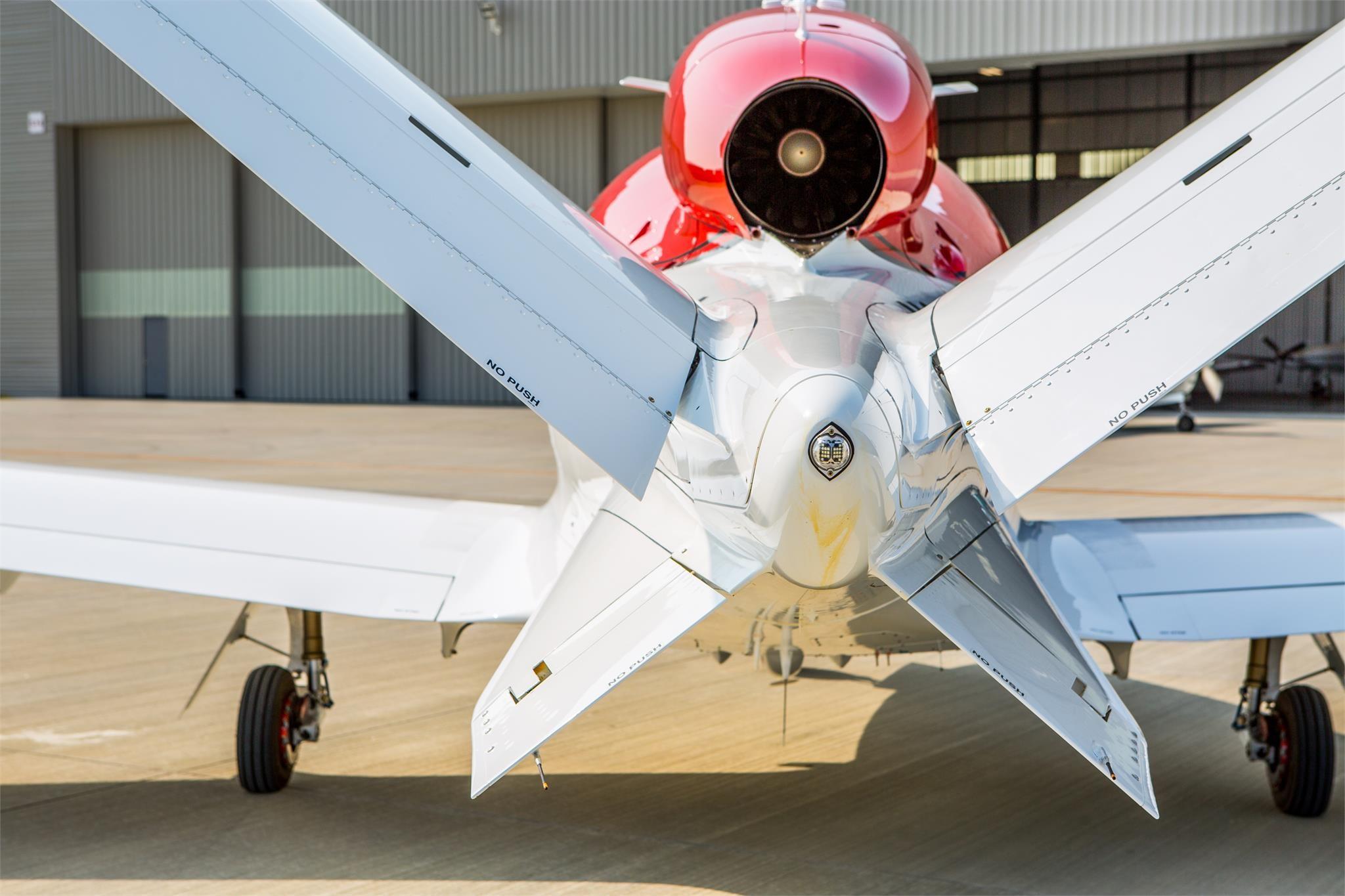 2018 Cirrus Vision Jet SF50 - McGee Aviation