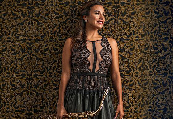 Jessy J Smooth Jazz Saxophone interview