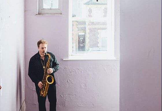 Interview with Tm Garland - UK Jazz Saxophonist
