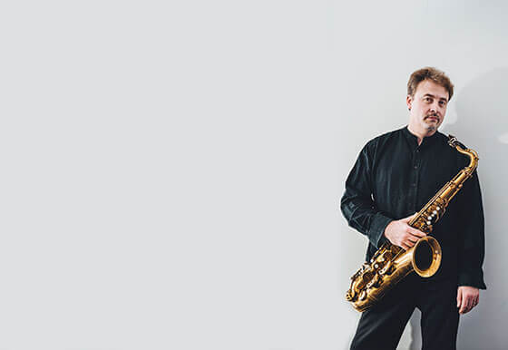Interview with Grammy winning saxophonist Tim Garland.