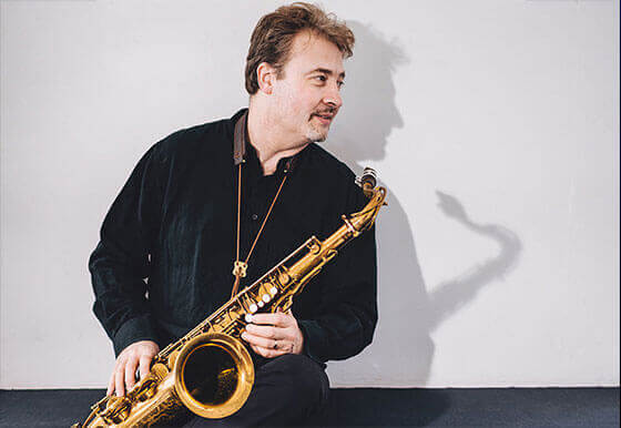 Tim Garland Saxophone interview