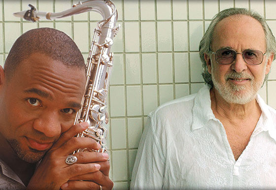 Bob James and Kirk Whalum