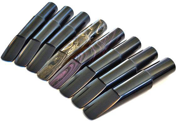 New baritone sax mouthpieces from Corry Bros