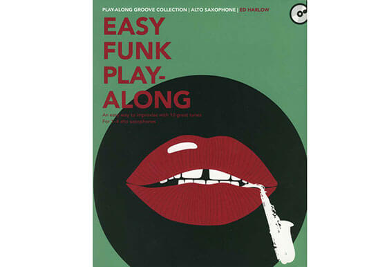 Easy Funk Play-Along for Saxophone